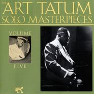 Art Tatum, The Art Tatum Solo Masterpieces, Vol. 5 (CD)