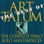 Art Tatum, The Best of the Pablo Solo Masterpieces (CD)