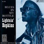Lightnin' Hopkins, Blues In My Bottle (CD)