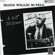 Blind Willie McTell, Last Session (CD)