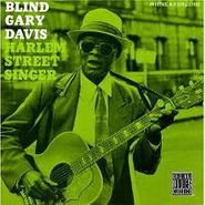 Blind Gary Davis, Harlem Street Singer (CD)