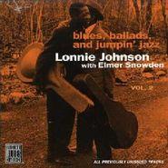 Lonnie Johnson, Blues, Ballads, and Jumpin' Jazz, Vol. 2 (CD)