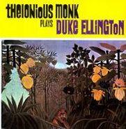 Thelonious Monk, Plays Duke Ellington (LP)