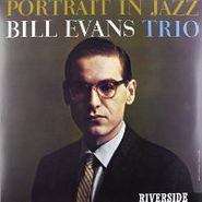 Bill Evans Trio, Portrait In Jazz (LP)