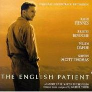 Gabriel Yared, English Patient [OST] (CD)