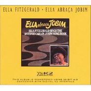 Ella Fitzgerald, Ella Abraca Jobim: Ella Fitzgerald Sings The Antonio Carlos Jobim Song Book (CD)