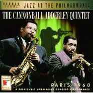 Cannonball Adderley, Paris 1960 (CD)