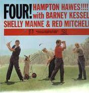 Hampton Hawes, Four! (CD)