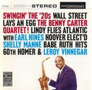 Benny Carter, Swingin' The 20's (CD)
