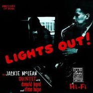 Jackie McLean Quintet, Lights Out (CD)