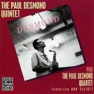Paul Desmond, The Paul Desmond Quintet Plus The Paul Desmond Quartet (CD)