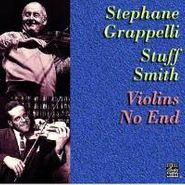 Stéphane Grappelli, Violin No End (CD)