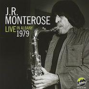 J.R. Monterose, Live In Albany 1979 (CD)