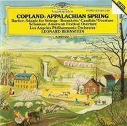 Leonard Bernstein, Copland/Barber/Bernstein/Schum (CD)