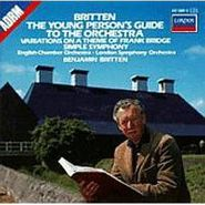 Benjamin Britten, Britten: Young Person's Guide To The Orchestra / Variations on a Theme of Frank Bridge  (CD)