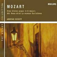 Wolfgang Amadeus Mozart, The Mozart Collection: Eine Kleine Gigue in G Major / Ah! Vous Dirai-je, Maman Variations (CD)