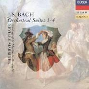 Sir Neville Marriner, J.S. Bach: Orchestral Suites 1-4 (CD)