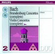 I Musici, Bach J.S:Brandenburg Con 1-3/Con Vn-Com (CD)