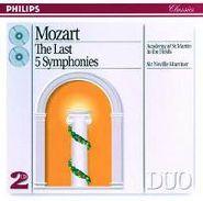 Wolfgang Amadeus Mozart, Mozart: The Last 5 Symphonies (CD)