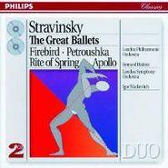 Igor Stravinsky, Stravinsky: The Great Ballets (CD)