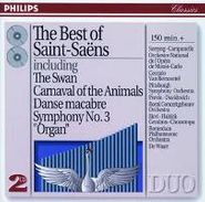 Camille Saint-Saëns, The Best of Saint-Saëns (CD)