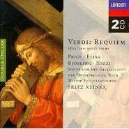 Fritz Reiner, Verdi - Requiem/Four Sacred Pieces (CD)