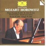 Vladimir Horowitz, Piano Sonatas 281 330 333/Rond (CD)