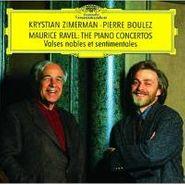 Maurice Ravel, Ravel:Piano Concerti/Valses Nobles Et Sentimentales (CD)