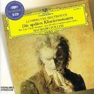 Ludwig van Beethoven, Beethoven:Late Piano Sonatas (originals) (CD)