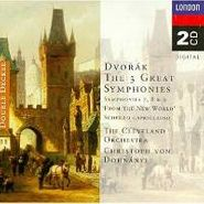 Antonin Dvorák, Dvorak:Symphonies 7-9/Scherzo Capriccioso (CD)