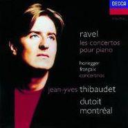 Maurice Ravel, Ravel, Honneger :Piano Concertos