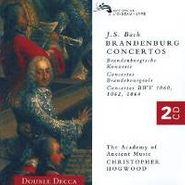 Johann Sebastian Bach, Bach J.S.:Brandenburg Concertos (CD)