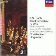 J.S. Bach, Ste Orch (CD)