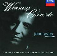 Jean-Yves Thibaudet, Warsaw Concerto - Romantic Piano Classics From The Silver Screen (CD)