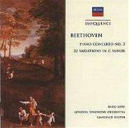 Ludwig van Beethoven, Beethoven: Piano Concerto 3 / 32 Variations (CD)