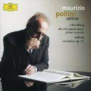 Maurizio Pollini, Maurizio Pollini Edition - Schoenberg / Webern: Solo Piano Music, Piano Concerto / Variations Op. 27 (CD)