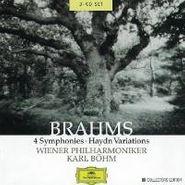 Johannes Brahms, Brahms: Symphonies 1 - 4 / Haydn Variations (CD)