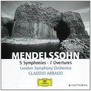 Felix Mendelssohn, Mendelssohn: Symphonies 1-5 / 7 Overtures (CD)