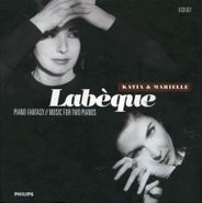 Katia Labéque, Piano Fantasy // Music For Two Pianos (CD)