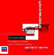 Dmitri Shostakovich, Shostakovich: The Complete Symphonies [Box Set] (CD)