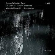 J.S. Bach, Six Sonata (CD)