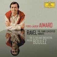 Maurice Ravel, Ravel: Piano Concertos / Miroirs (CD)