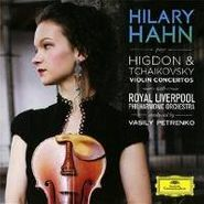Jennifer Higdon, Higdon/Tchaikovsky Violin Co (CD)