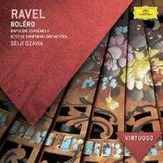 Seiji Ozawa, Ravel: Bolero (CD)