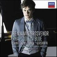Benjamin Grosvenor, Rhapsody In Blue - Saint-Saens / Ravel / Gershwin (CD)