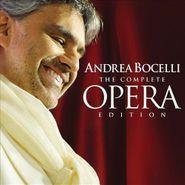 Andrea Bocelli, Complete Opera Edition [Box Set] (CD)