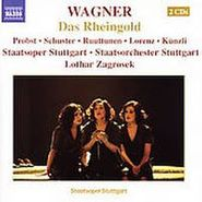 R. Wagner, Das Rheingold (CD)