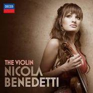 Nicola Benedetti, Violin (CD)