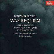Britten , War Requiem (CD)