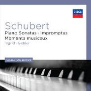 Franz Schubert, Piano Sonatas (CD)